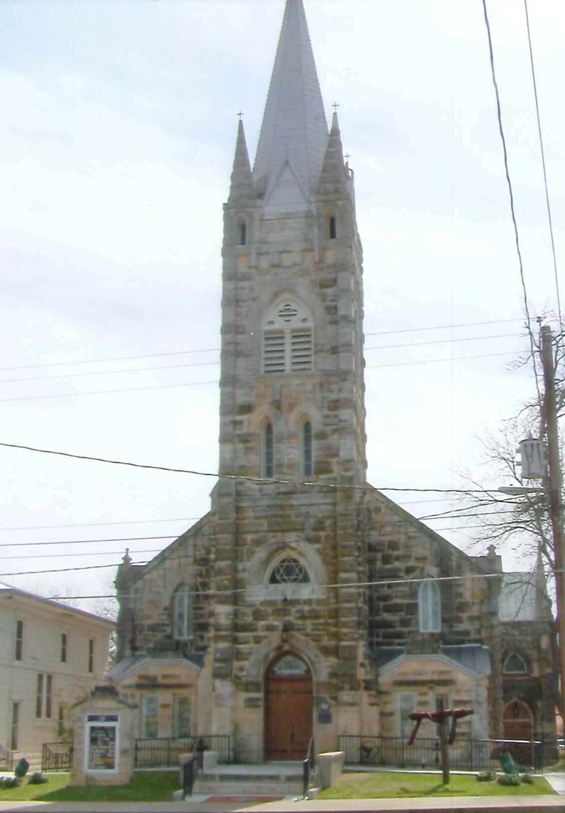 Fredericksburg Churches 171 Fredericksburg S Friendly Blog