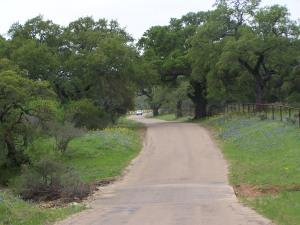 Willow City Loop Road