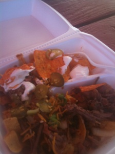 BBQ to Go Texas Nachos