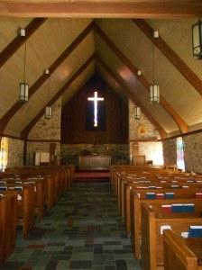 St. Barnabus Interior